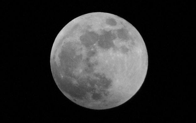 eclissi di luna venerdi 18 ottobre
