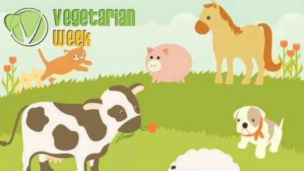 settimana vegetariana internazionale