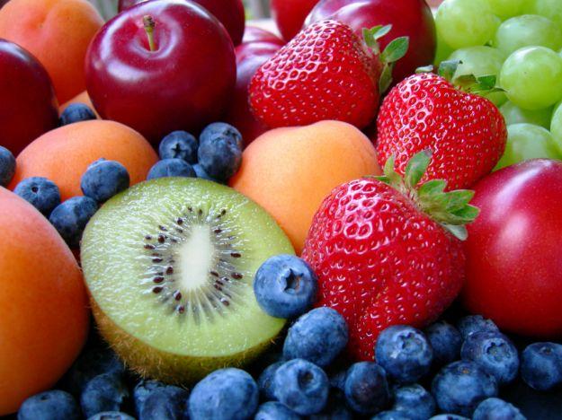 frutta primavera