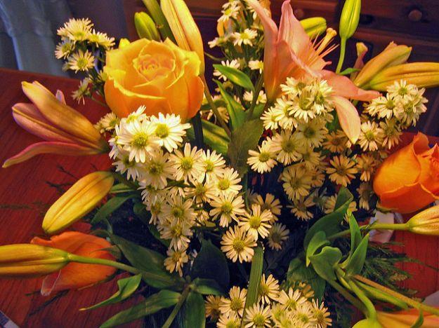 Conservare fiori