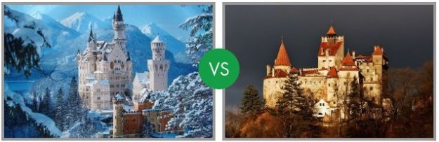 sfida castelli