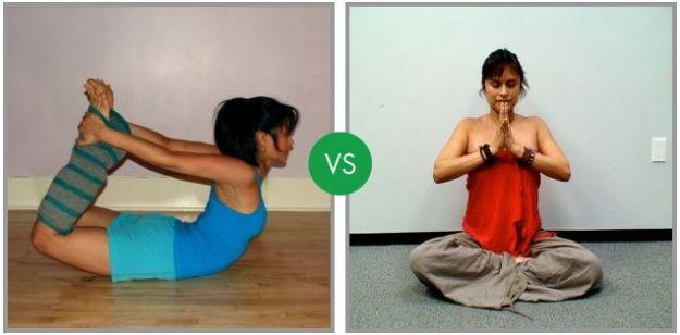 sfida yoga