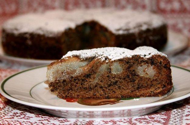 torta di pere ricetta veg