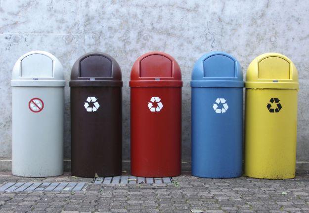 come fare la raccolta differenziata dei rifiuti