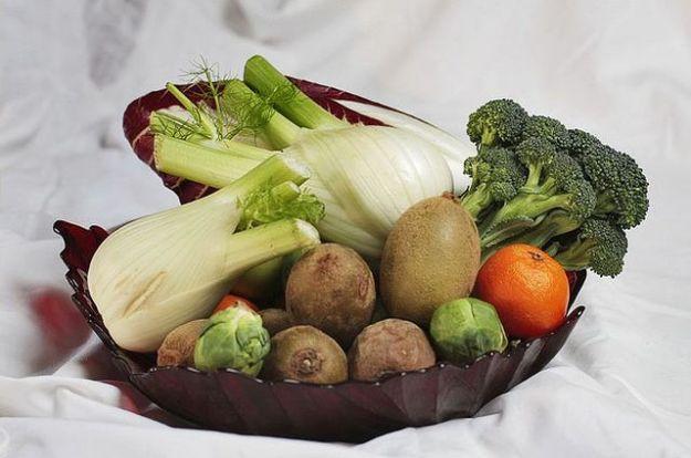 frutta e verdura di stagione novembre
