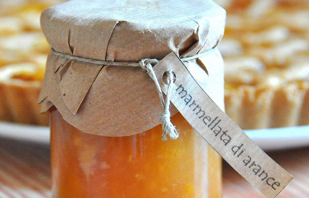 come fare la marmellata di arance in casa