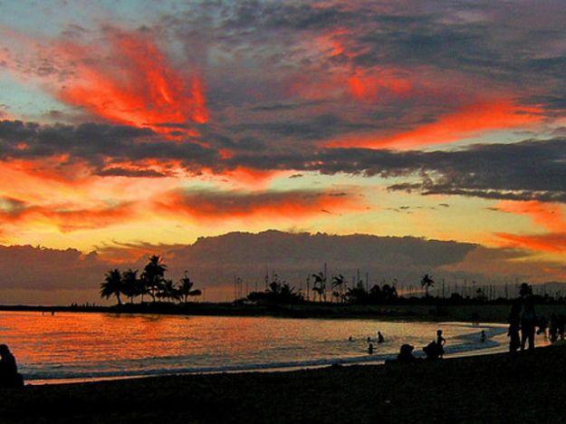 tramonti più belli del mondo
