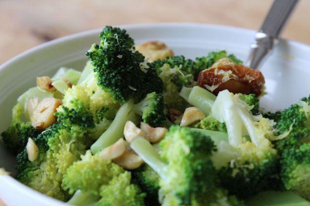 broccoli ricette veg