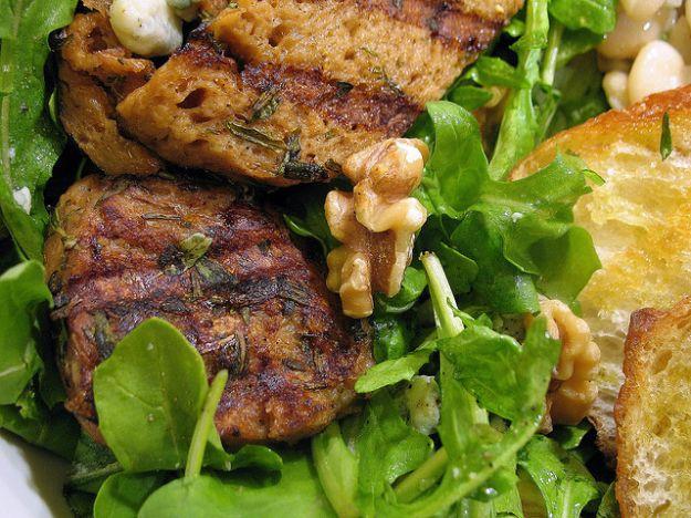 ricette vegetariane proteiche