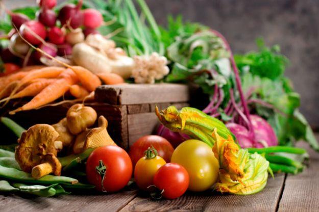 frutti verdure biologici