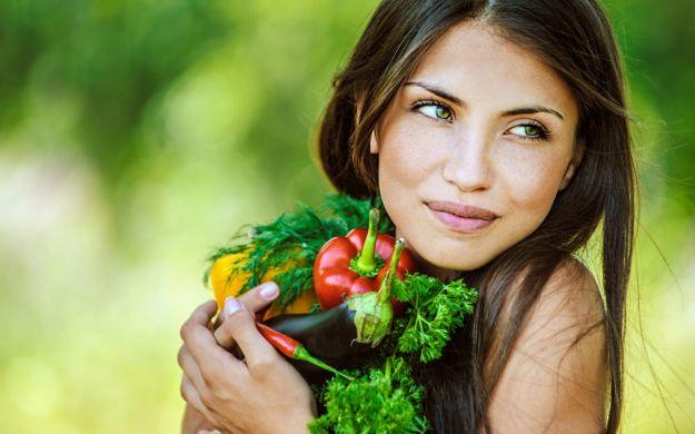 ricetta vegetariana test
