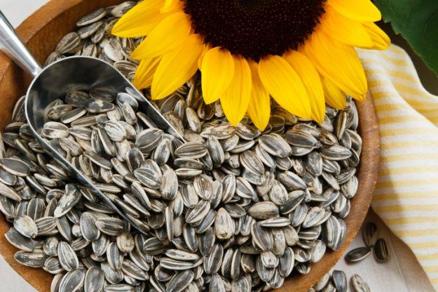 antinfiammatori naturali semi di girasole