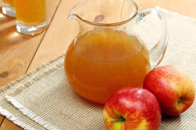 come e quando consumare aceto di mele