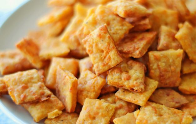 crackers vegani ricetta curcuma