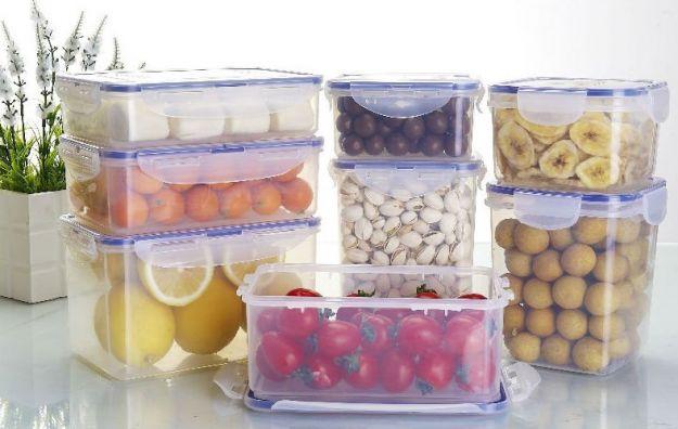 come sgrassare i contenitori di plastica con rimedi naturali