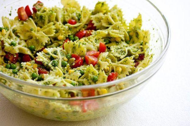 pasta fredda ricette vegane