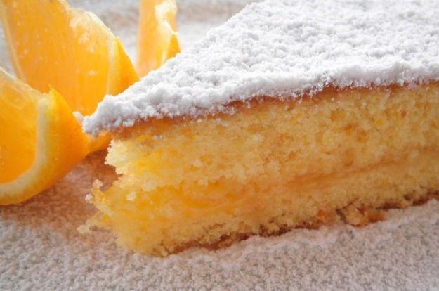 torta all arancia senza uova ricetta vegan