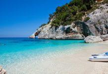 Spiagge ecosostenibili, Cala Goloritzé in Sardegna