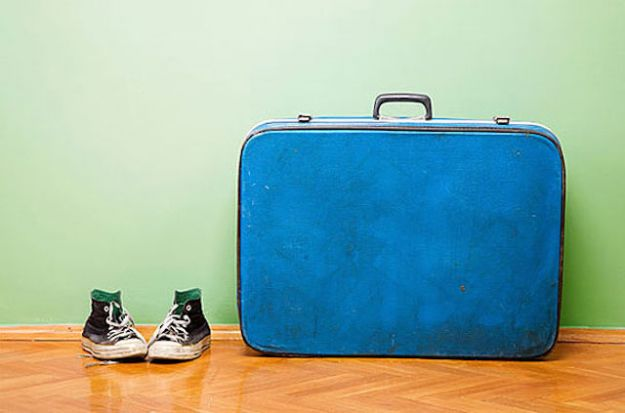 vacanze ecologiche valigia