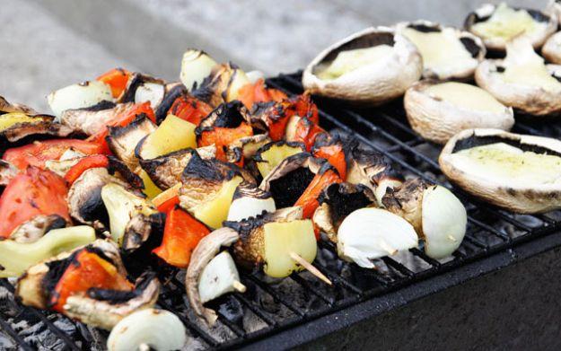 ricette vegan barbecue