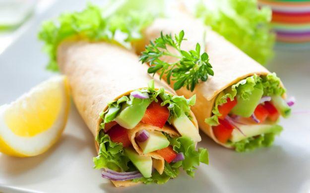 cibo vegano test