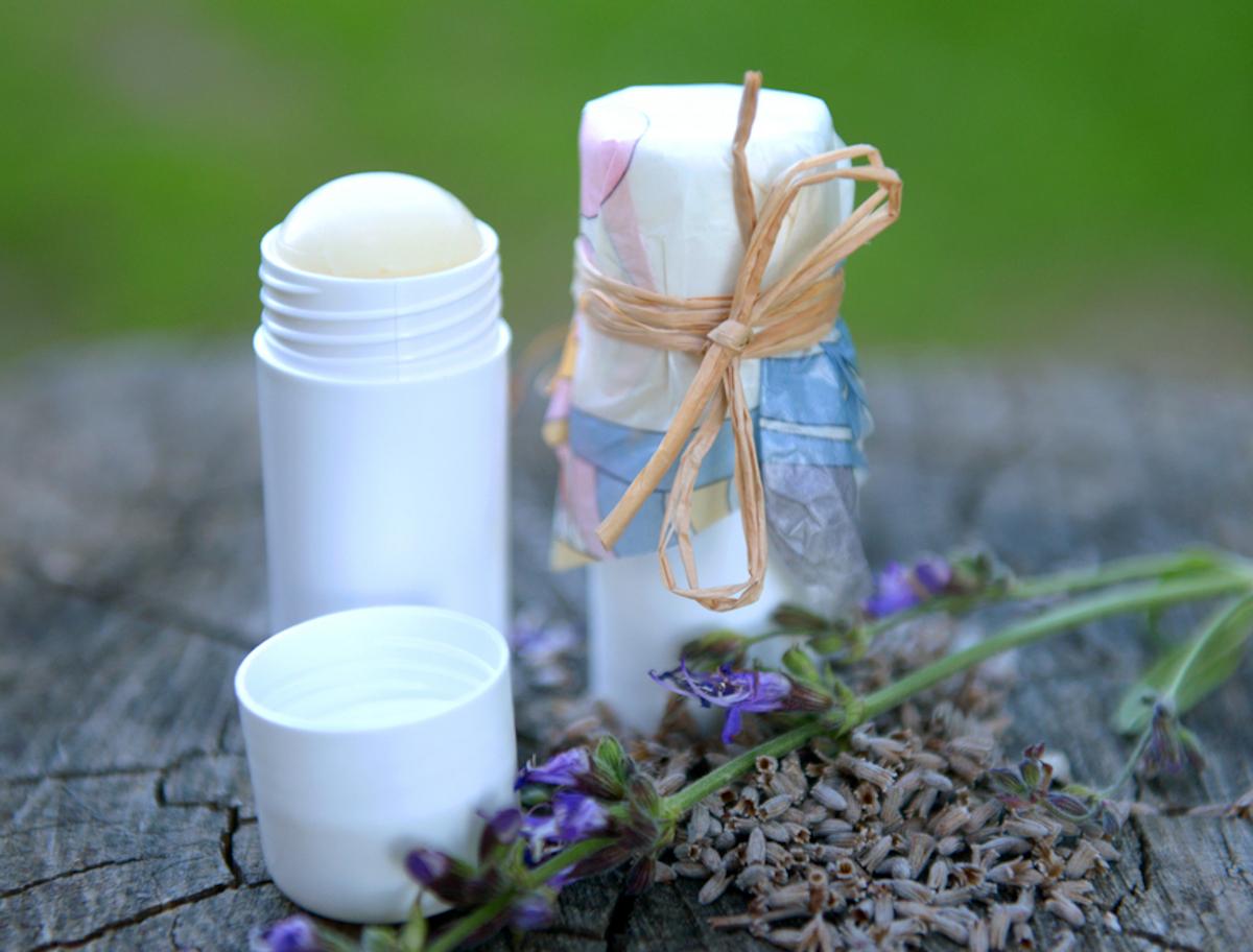 Deodoranti senza alluminio e senza alcool