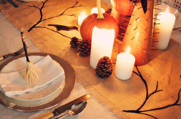 menu di halloween vegetariano ricette antipasto dolce