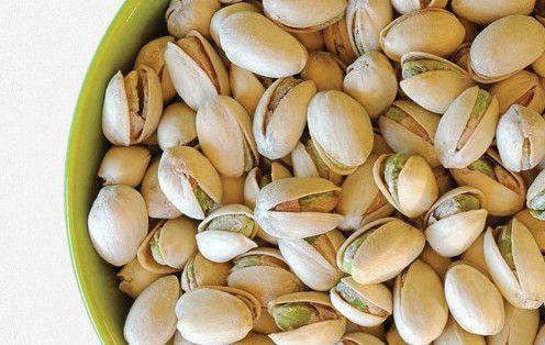 pistacchi cibi energizzanti naturali
