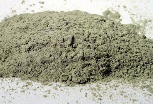 proprieta antisettiche argilla verde