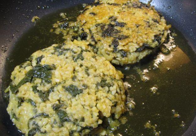 farinata agli spinaci antipasti vegani natalizi