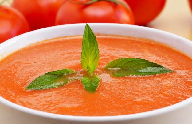 gazpacho vegan ricetta