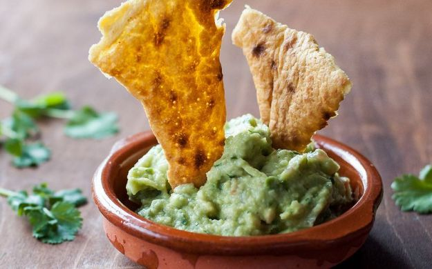 guacamole vegan ricetta