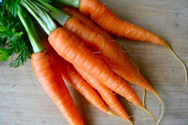 secondi piatti vegani con le carote