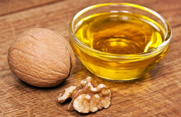 olio di noci proprieta uso