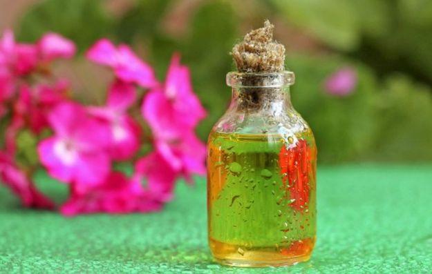 olio essenziale di geranio proprieta usi