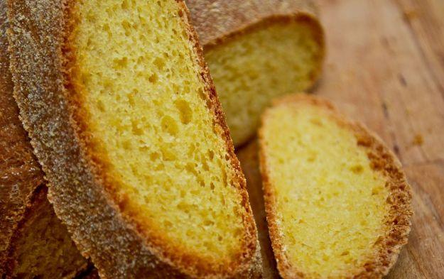 pane di mais fatto in casa ricetta