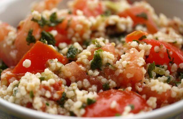 cous cous vegan ricetta