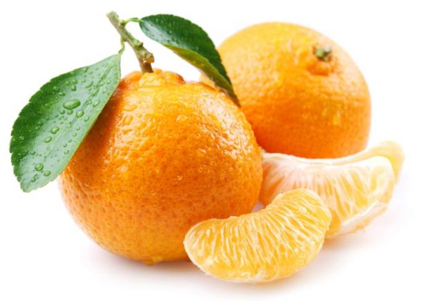 mandarino antiossidante