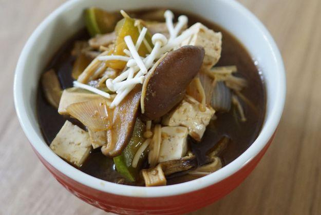 zuppa di miso ricetta vegan