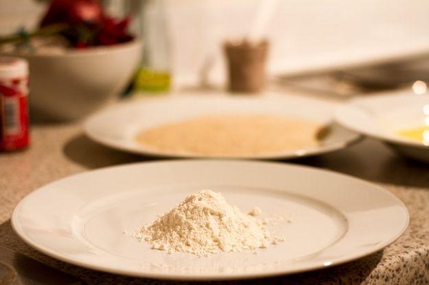 ingredienti pasta frolla crostata lamponi