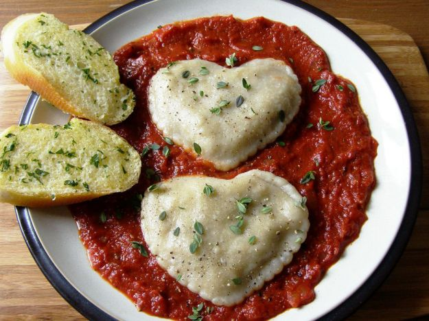 ricette san valentino vegane
