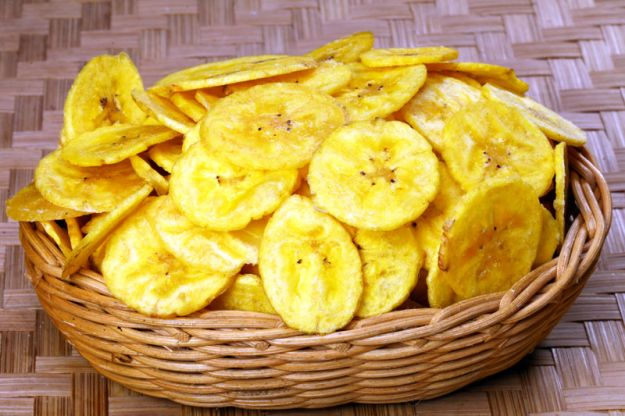 sale chips banana