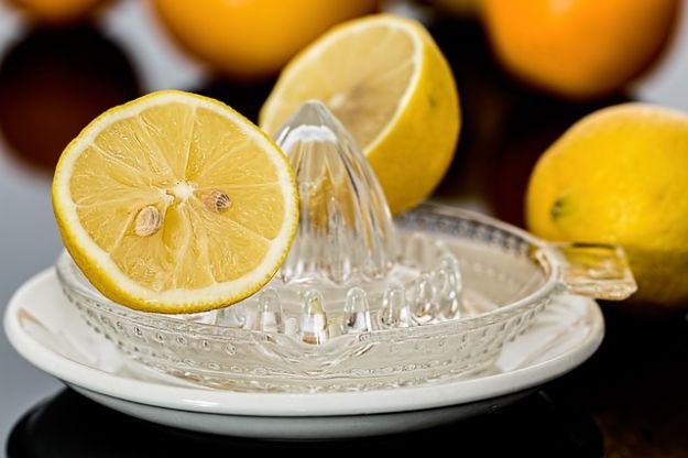 succo di limone geloni
