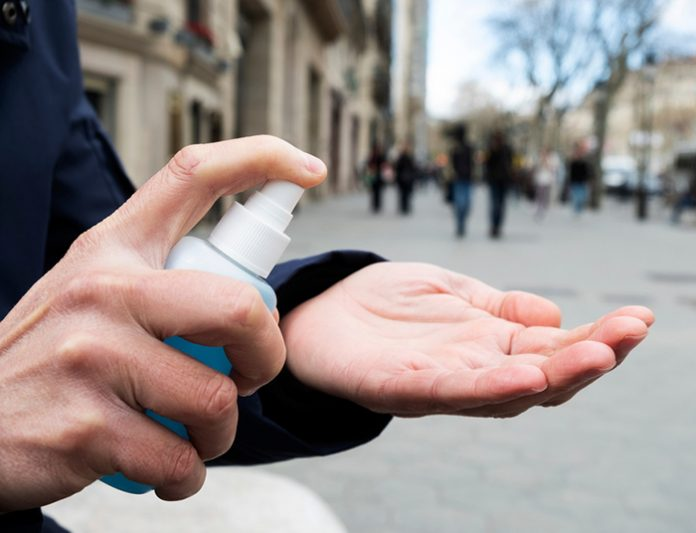 Disinfettante mani