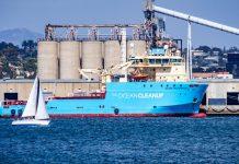 Ocean cleanup, macchina che pulisce gli oceani