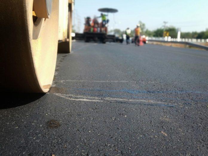 Riciclo asfalto