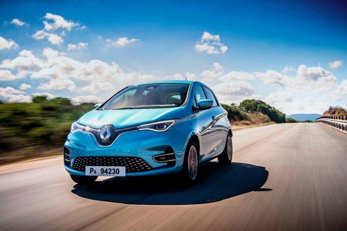 Renault Zoe, l'auto elettrica che sposa l'economia circolare