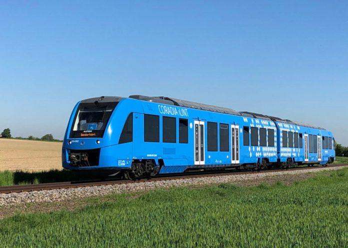 Coradia iLint, il primo treno ecologico al mondo