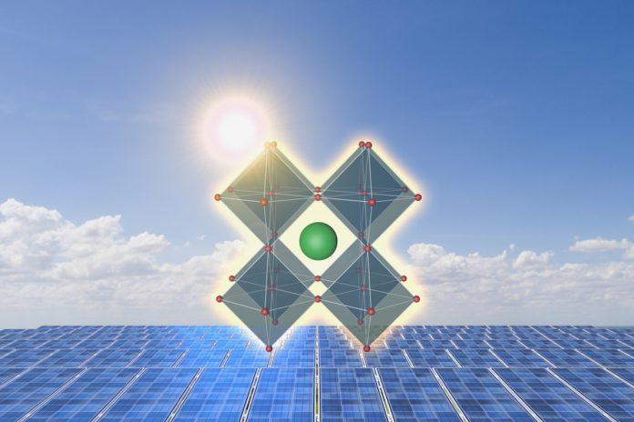 Pannelli solari in perovskite: cosa sono e come funzionano