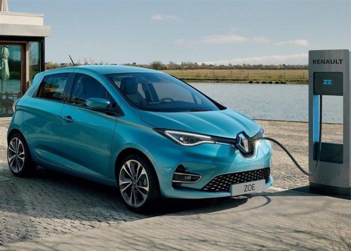 La Nuova ZOE, l'auto elettrica che sarà fornita agli abitanti di Appy